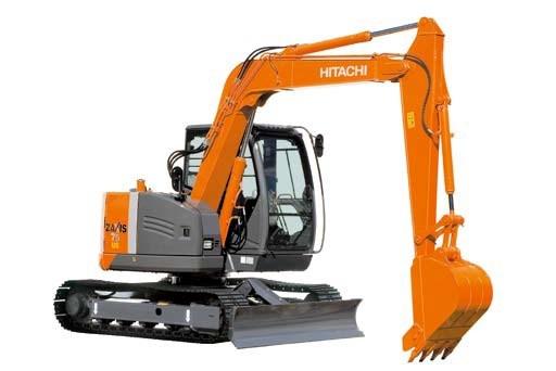 Hitachi ZAXIS 70 80 Excavator Parts Catalog Download
