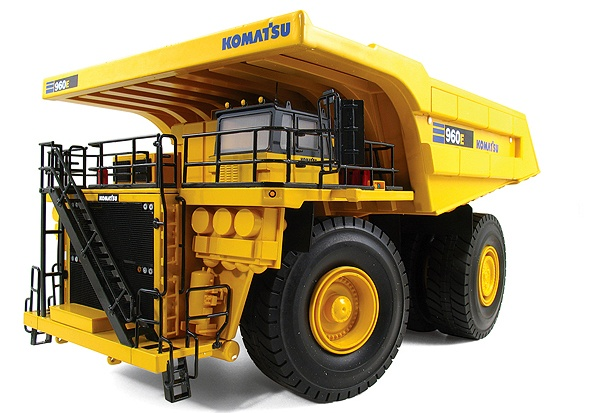 Komatsu 960E-2K Dump Truck Service Shop Manual(A50011 & UP)