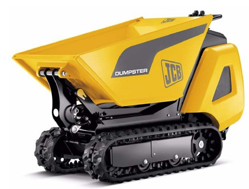 JCB Tracked Dumpster TD7 TD10 Service Repair Manual Download
