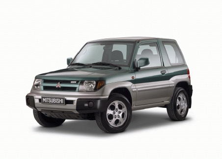 2001-2003 Mitsubishi Pajero Service Workshop Manual & Wiring Diagram Manual Download