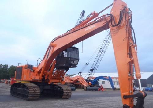 Hitachi ZAXIS 800 850H Hydraulic Excavator Parts Catalog Download