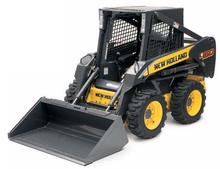 New Holland L160 L170 Skid Steer Loaders Service Repair Manual Download