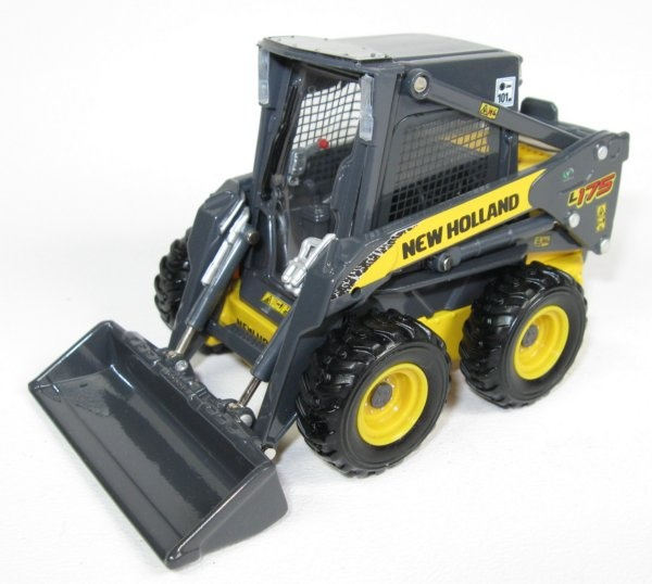 New Holland L175 C175 Skid Steer Loaders Service Repair Workshop Manual Download