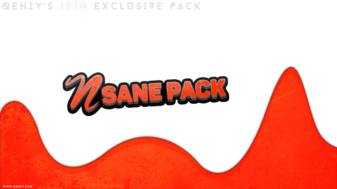'N'sane Pack | Exclusive Pack v10