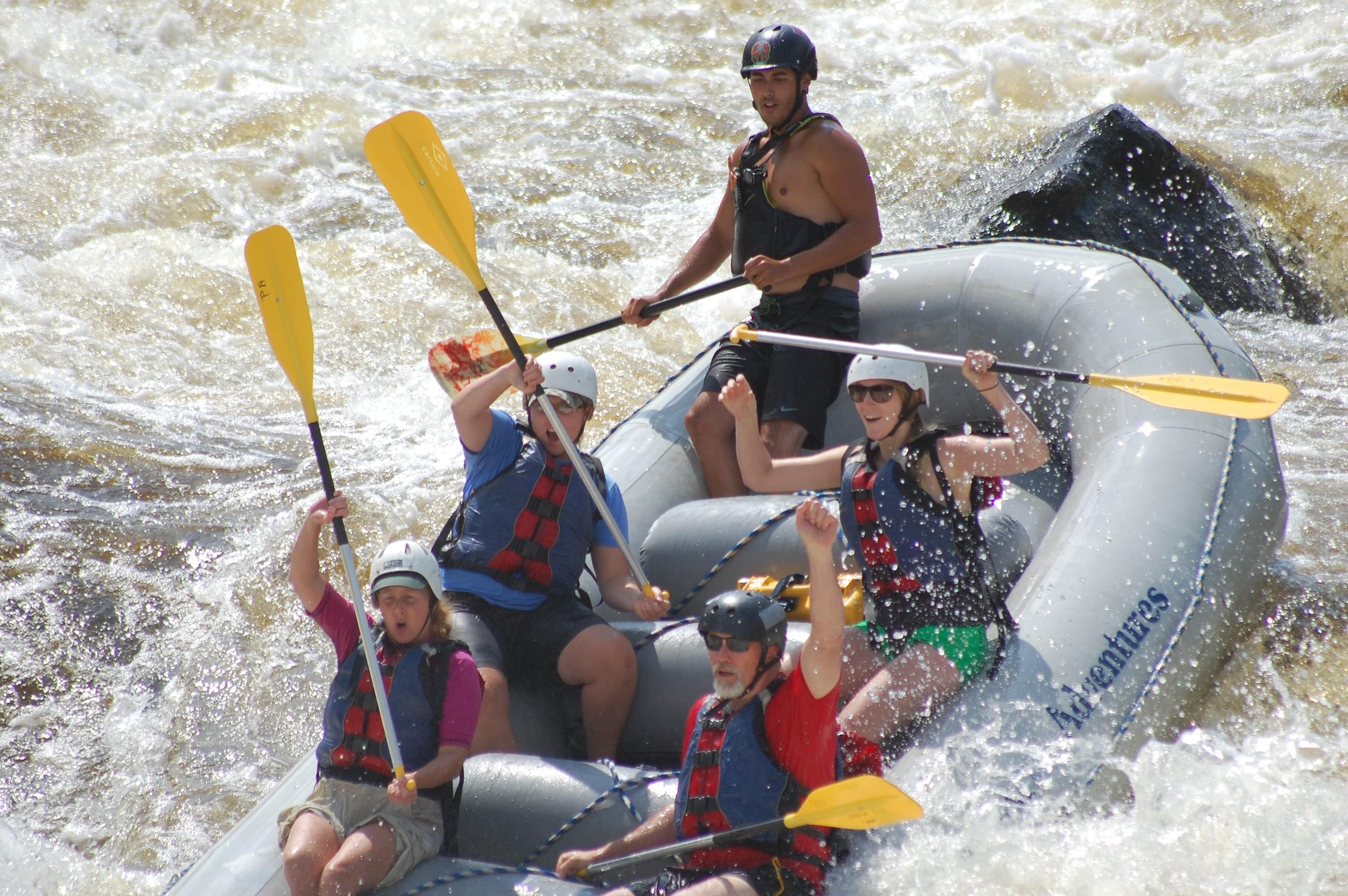 Penobscot Rafting 08/14/2017