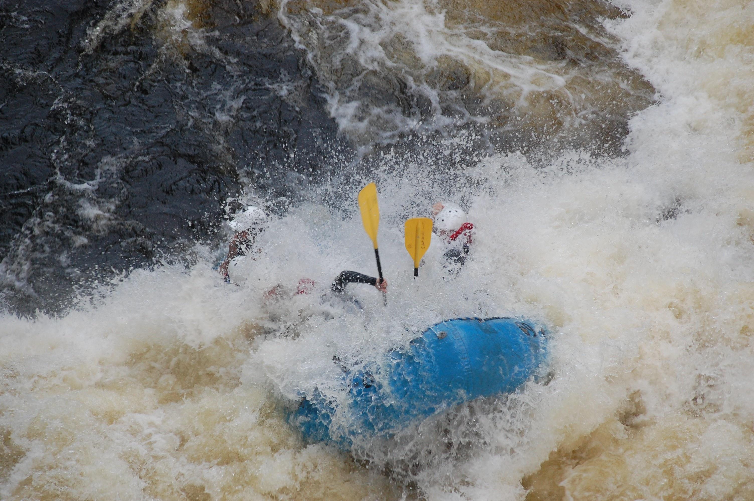 Penobscot Rafting 07/08/2017