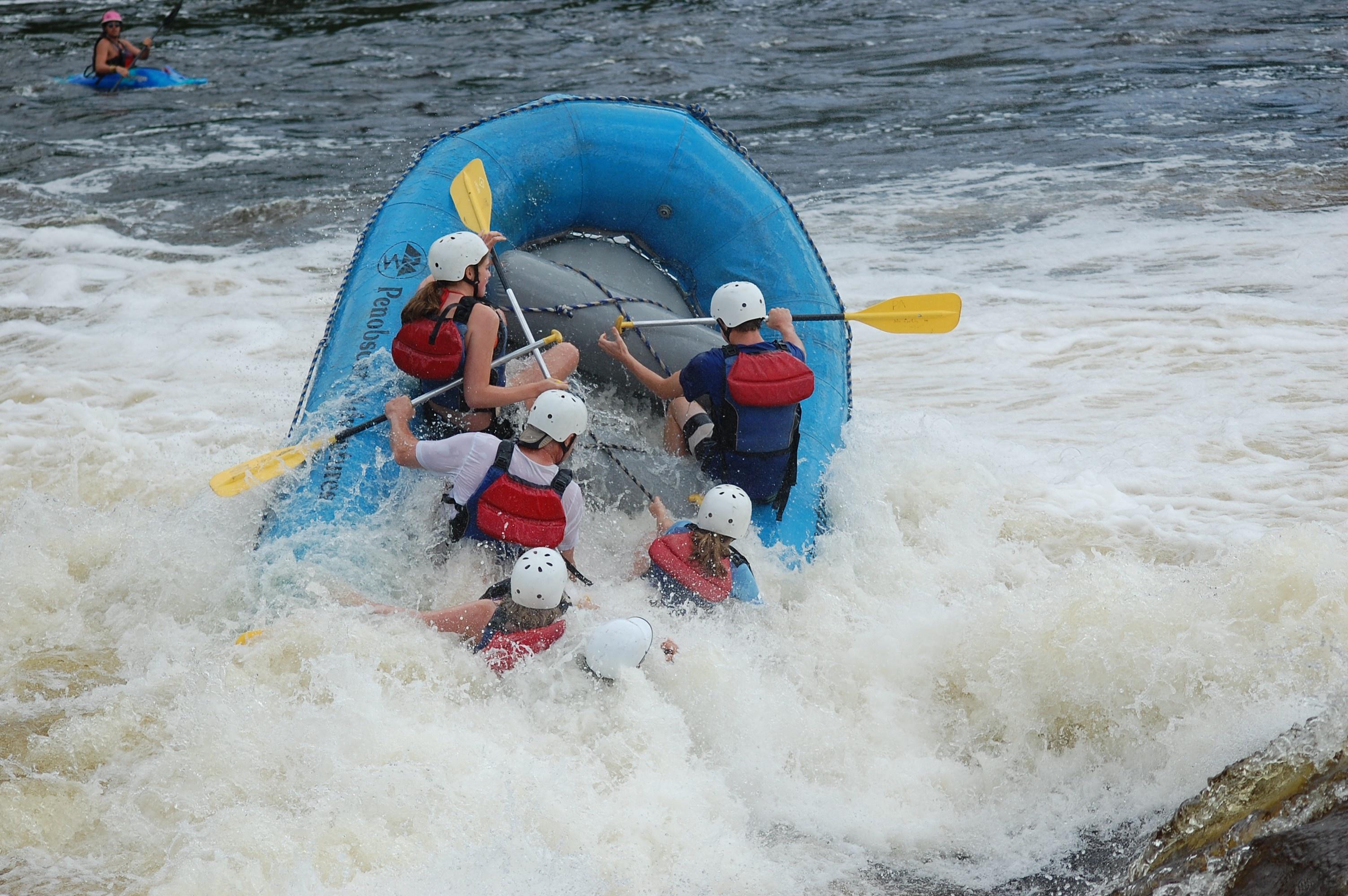 Penobscot Rafting 08/09/2017