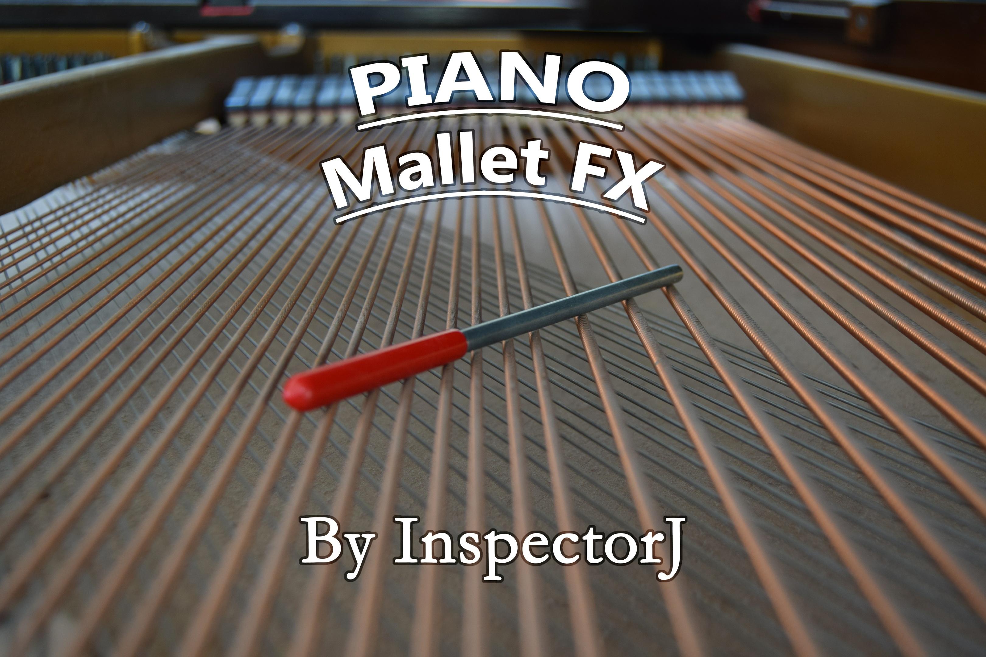 Piano, Mallet FX (96)