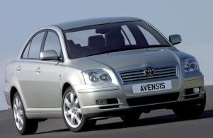 TOYOTA AVENSIS & VERSO WORKSHOP MANUALS