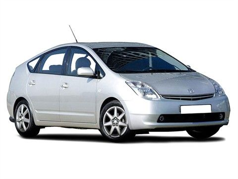 TOYOTA PRIUS NHW20 REPAIR SERVICE MANUAL