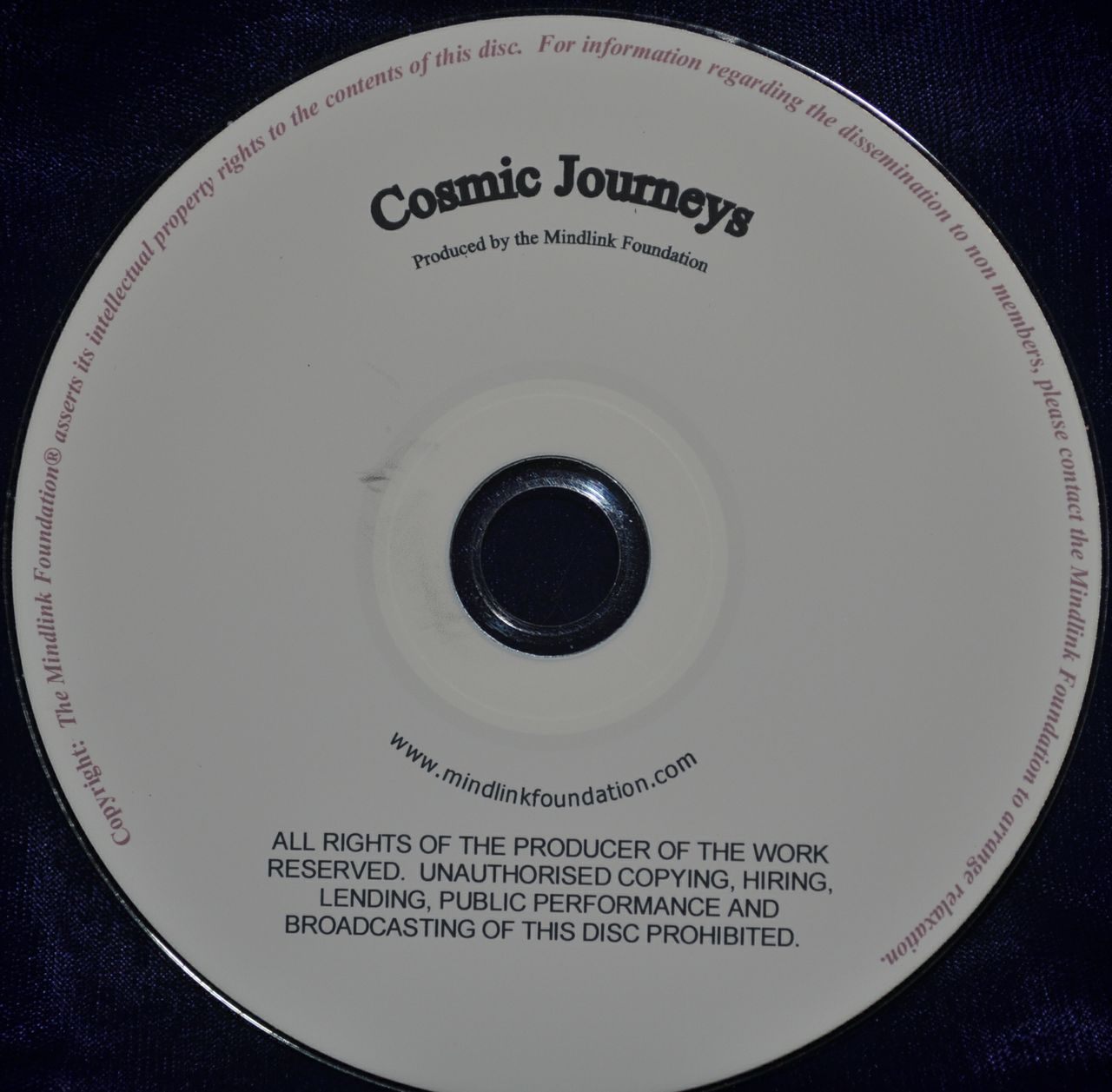 Cosmic Journeys - Microcosm