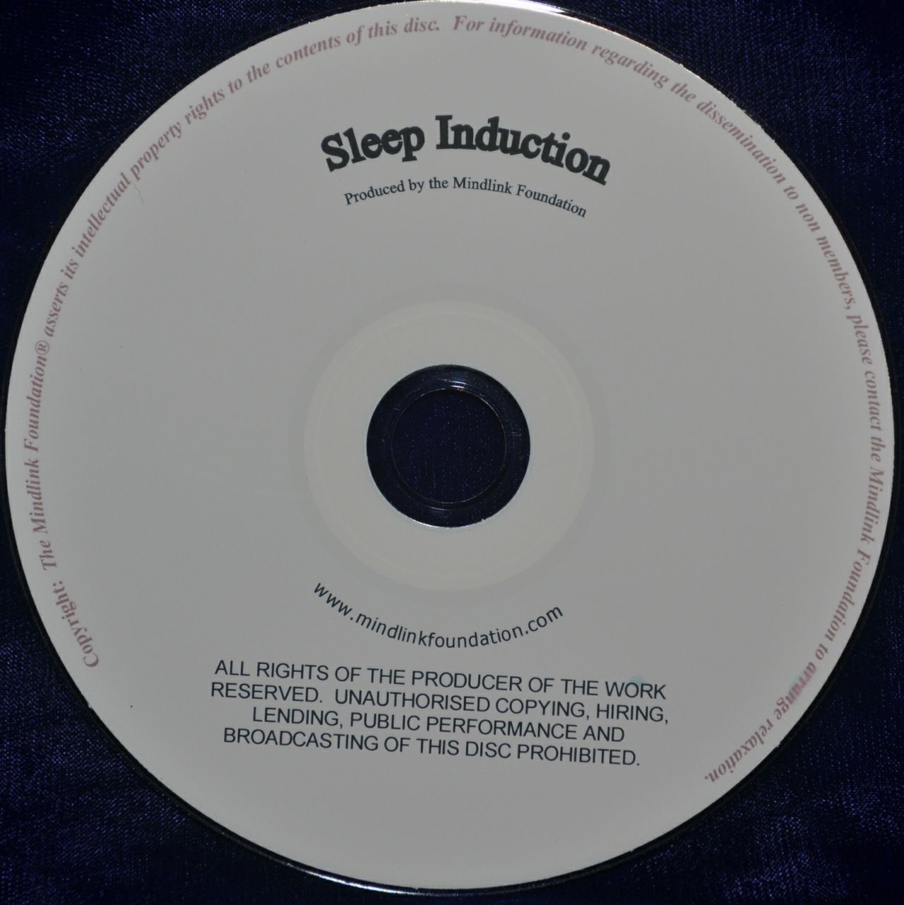 Binaural MP3 Sleep Induction from an Agitated State
