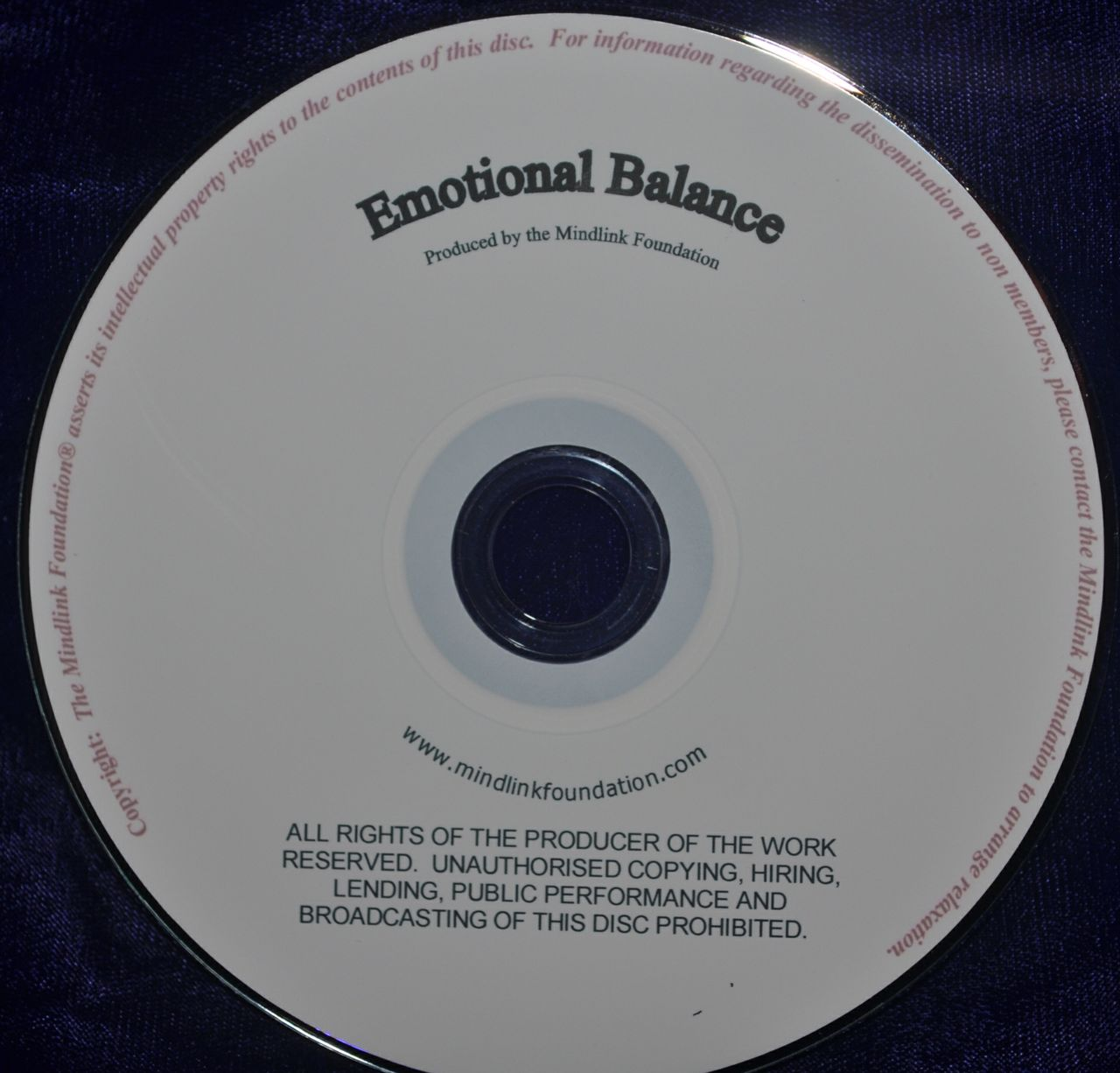 Emotional Balance - Balancing Anxiety