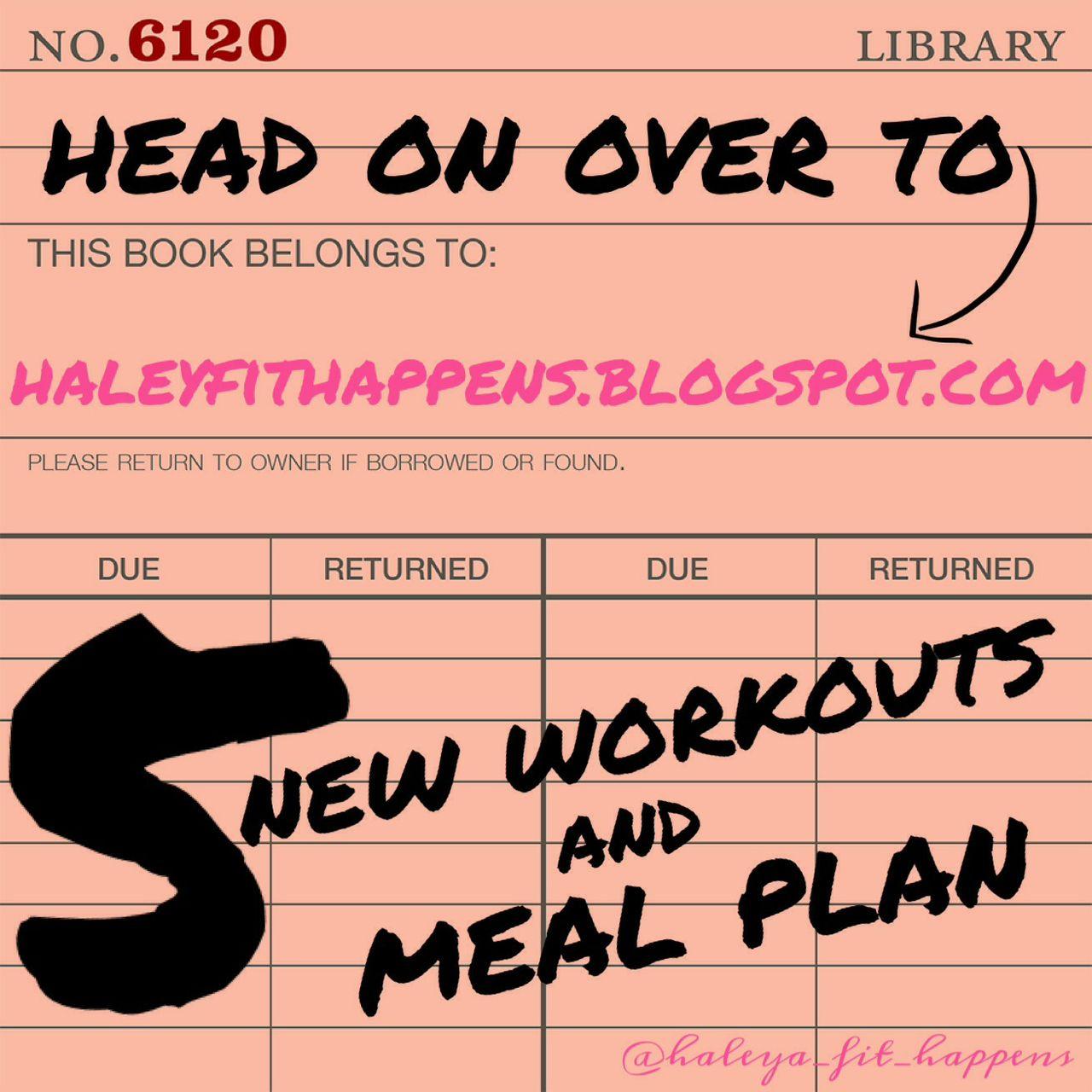 Meal Plan 10/28-11/2