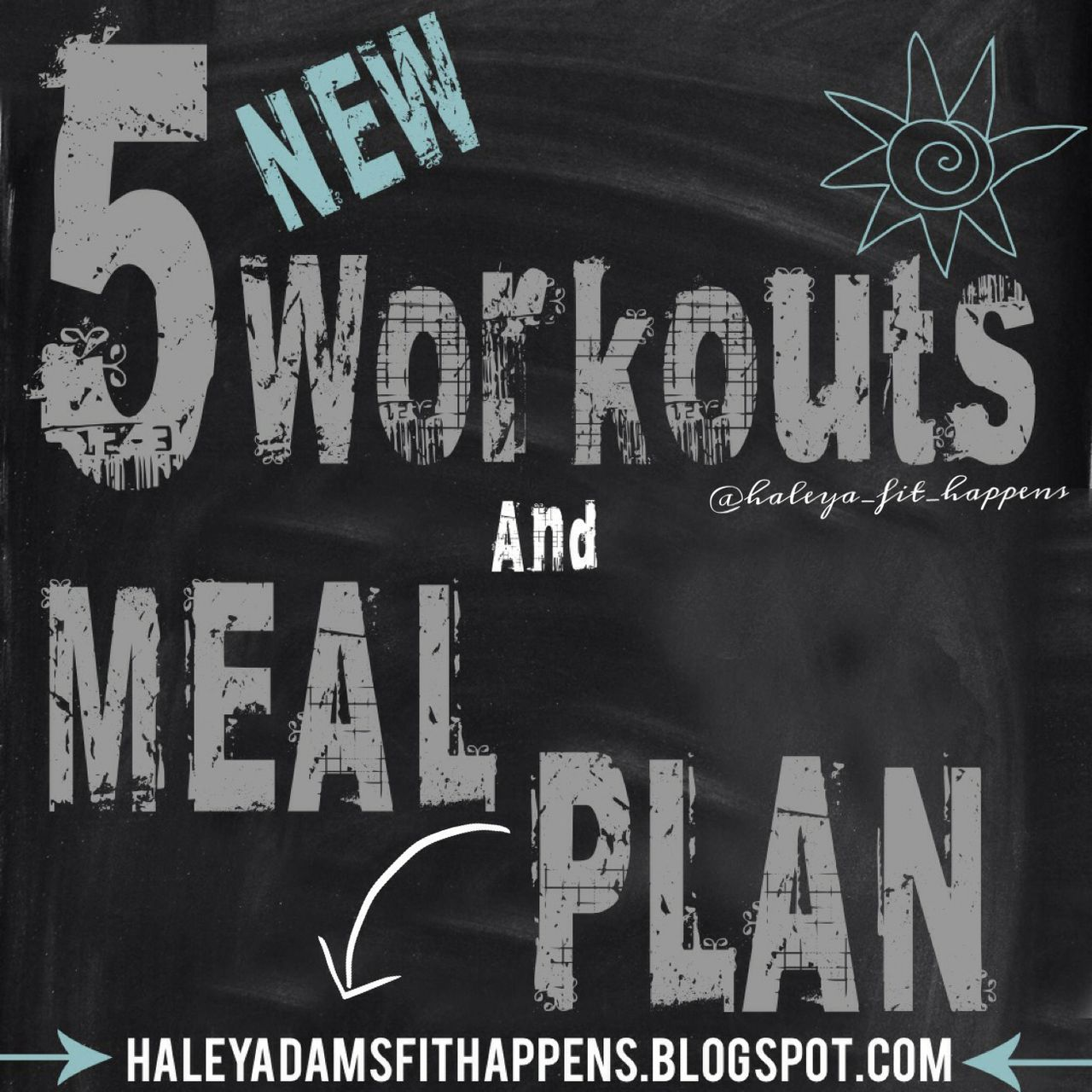 5 workouts and Meal Plan 11/11-11/16