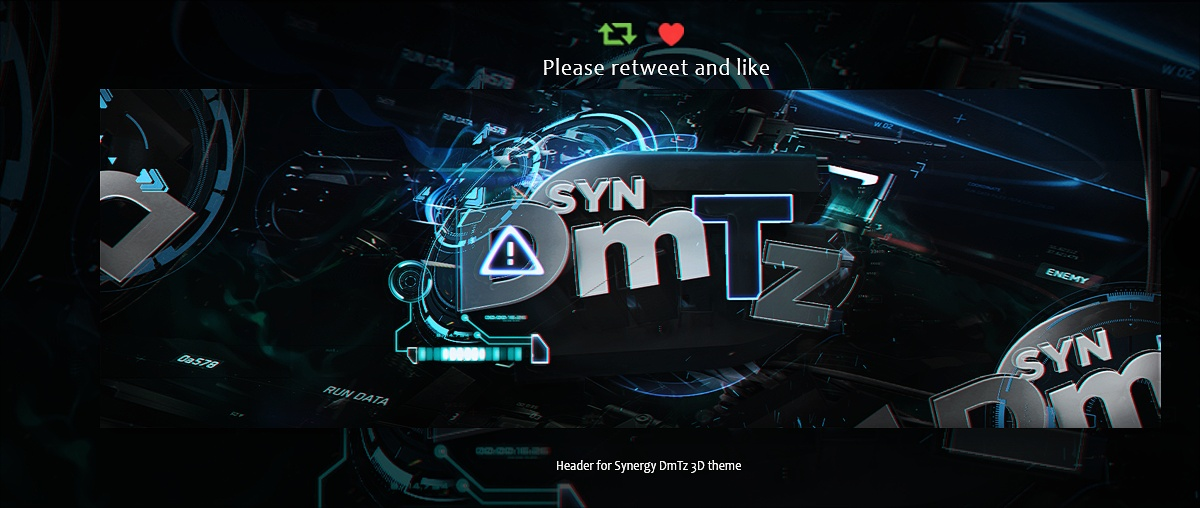 Header for Dmtz | Psd Template