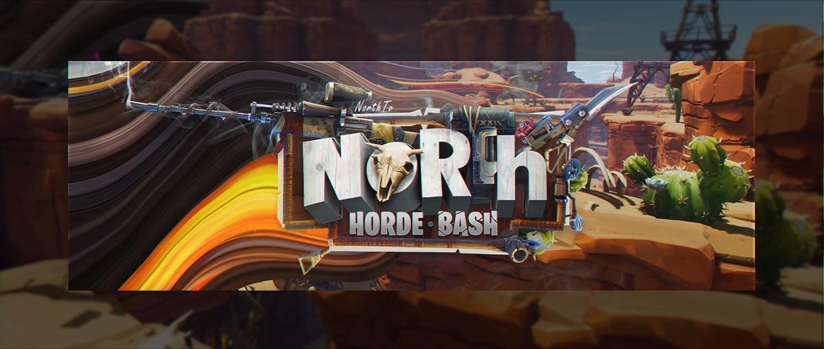 Header for Notrh Fortnite   Template PSD