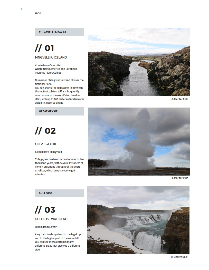 Guide Book: Iceland