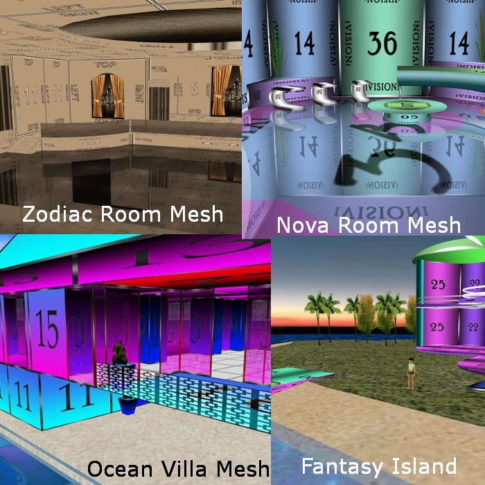 Room Mesh Bundle