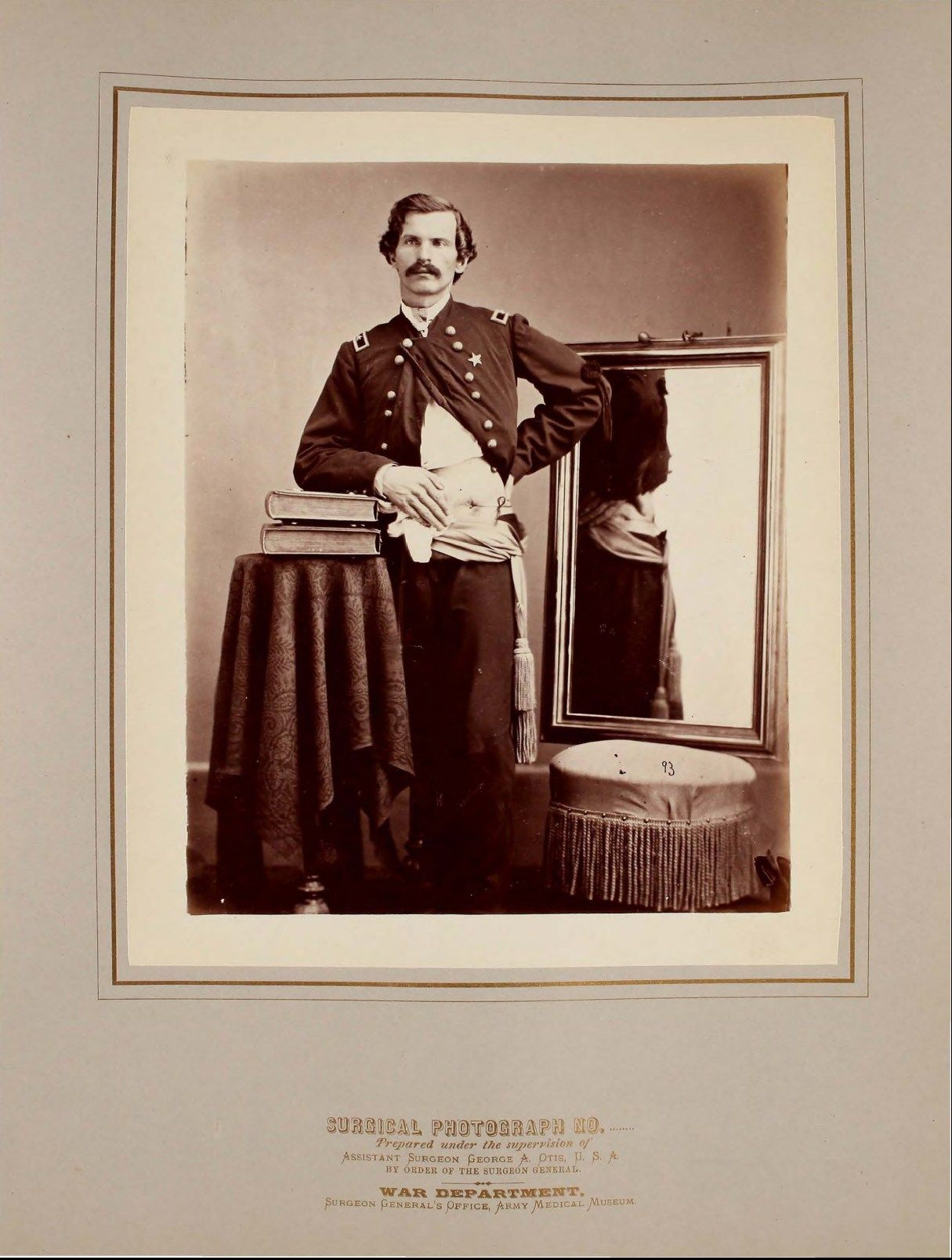 Civil War: U.S. Surgeon General Photographs and Histories of Surgical Cases and Specimens