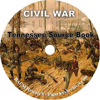 Civil War: Tennessee Civil War Sourcebook