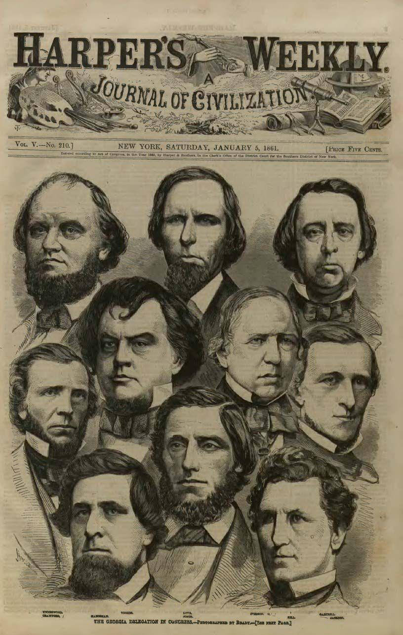 Civil War: Harper's Weekly 1861 - 1865 - Download