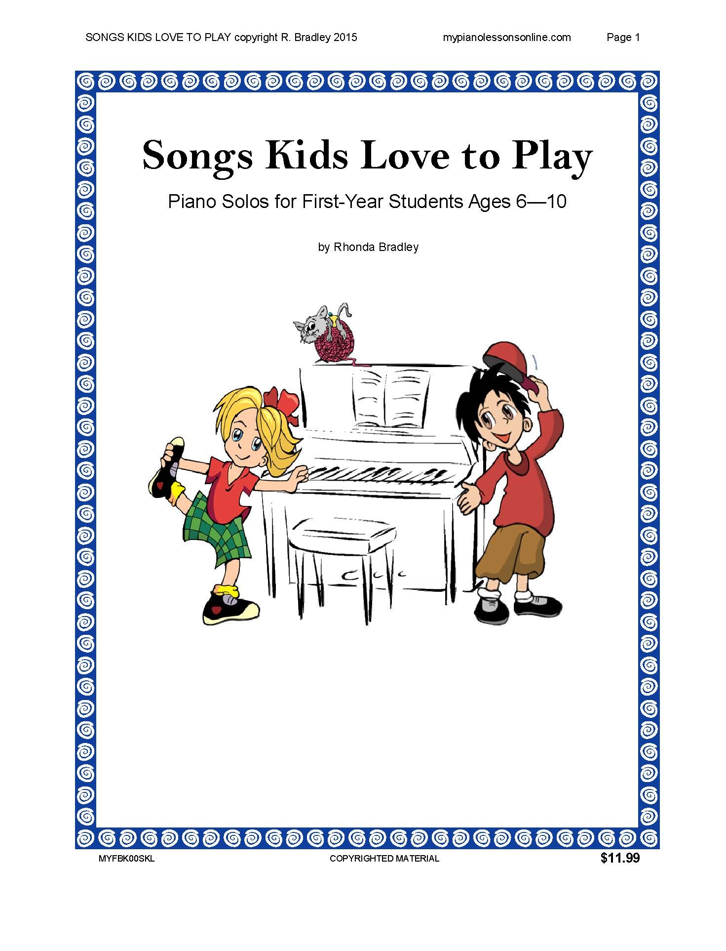 Songs Kids Love to Play