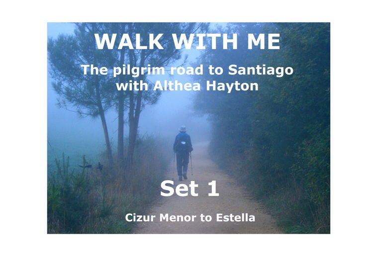Walk With Me - Set 1
