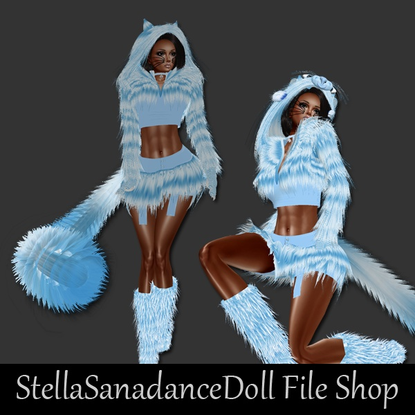 S153 Ice Kitty , NO RESELL