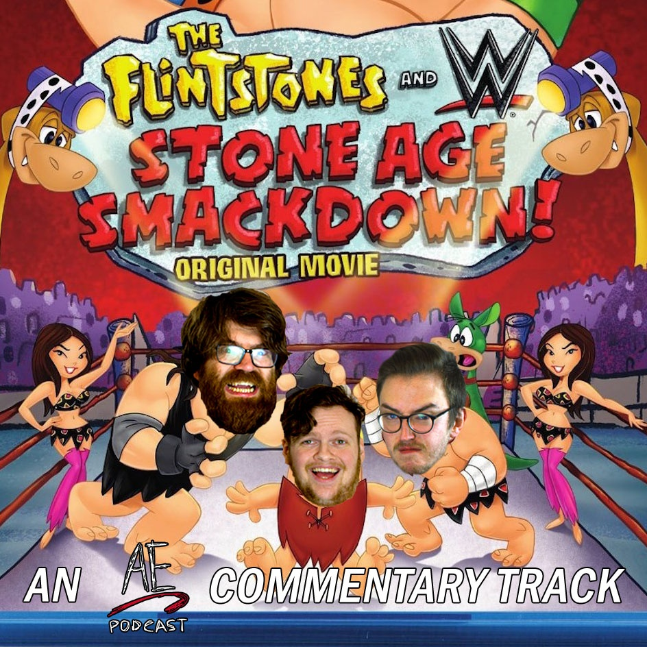 AECommentary: The Flintstones & WWE: Stone Age SmackDown!