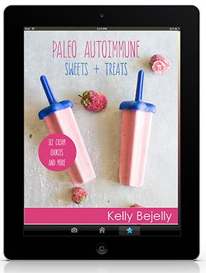Paleo Autoimmune Sweets and Treats