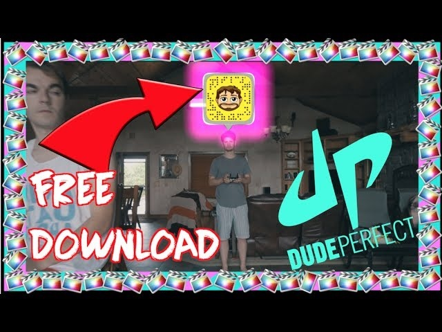 Snapchat QR Code Tracking Tag - Edit Like Dude Perfect - Final Cut Pro
