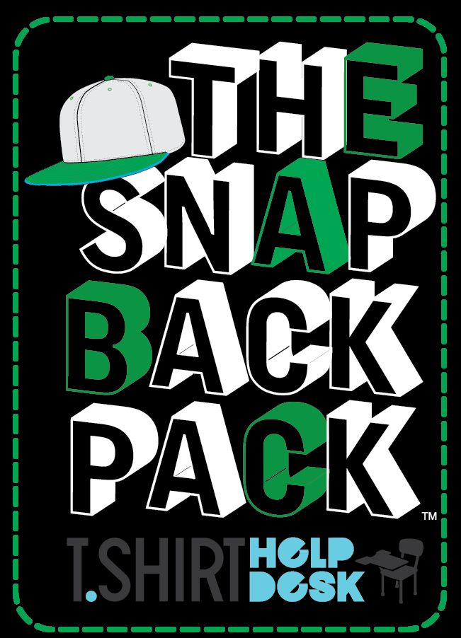 The Snap Back Pack