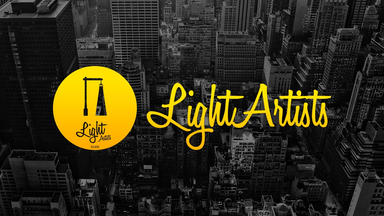 LightArtists Platinum Package [Banner, Avatar, 2D Opener]