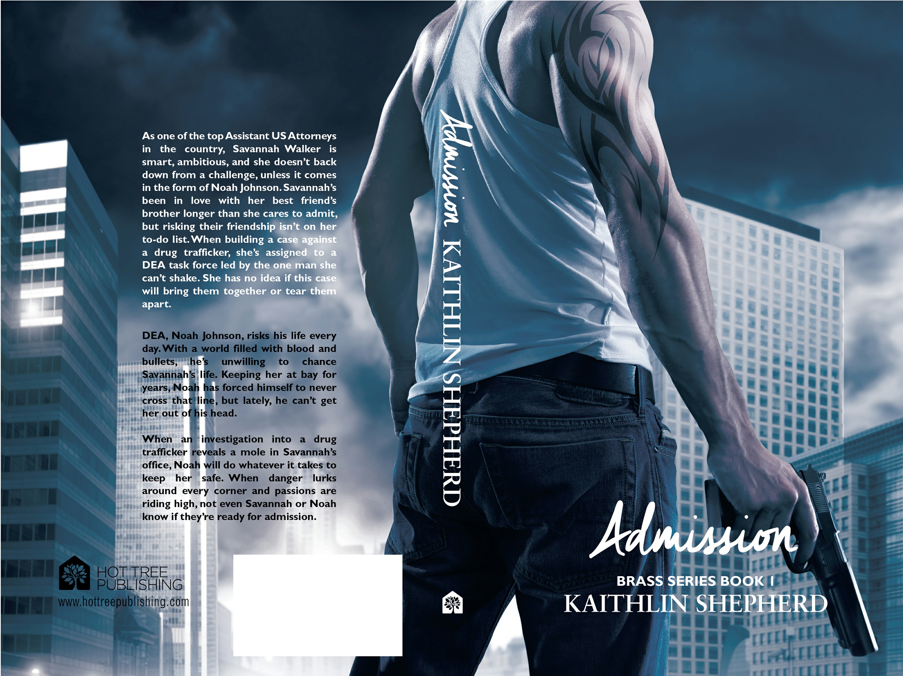 PDF Admission by Kaithlin Shepherd