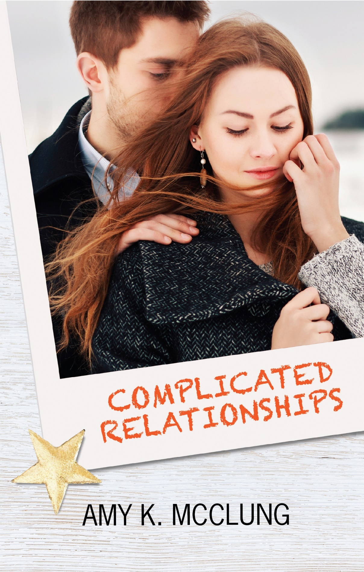 Mobi Complicated Relationship by Amy K. McClung