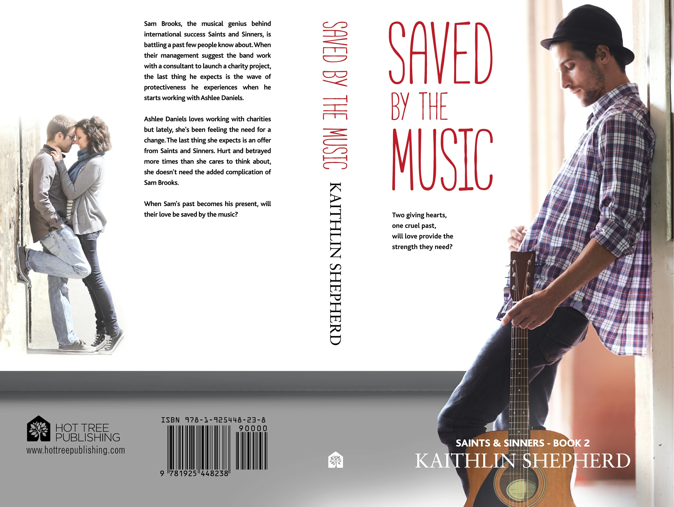 MOBI Saved by the Music by Kaithlin Shepherd