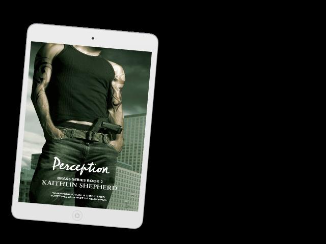 EPUB Perception by Kaithlin Shepherd
