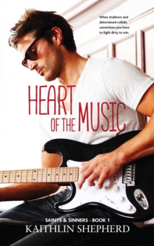 MOBI Heart of the Music by Kaithlin Shepherd