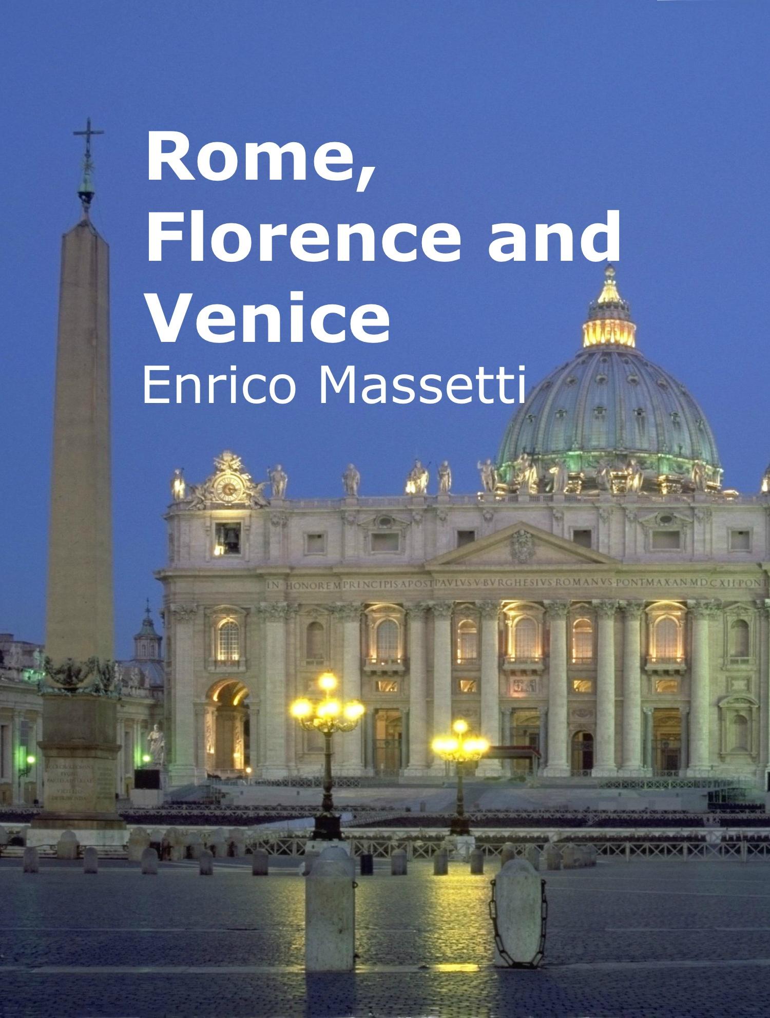 Rome Florence Venice PDF