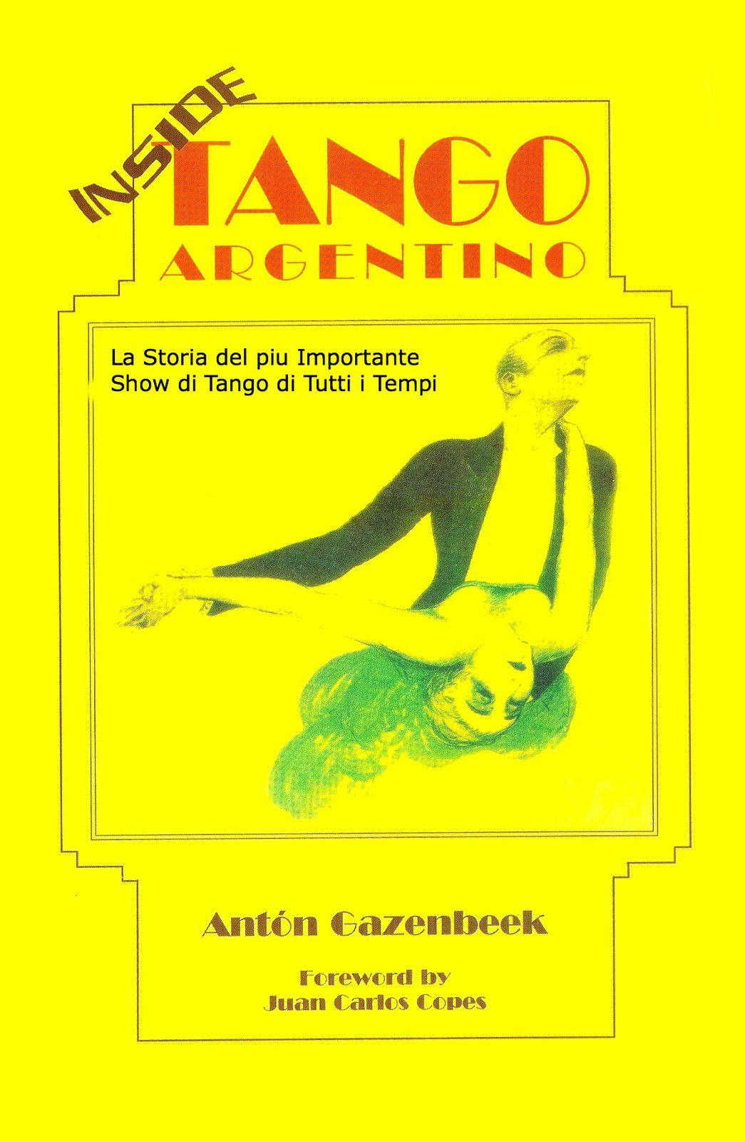 Dentro Tango Argentino - Kindle Mobi