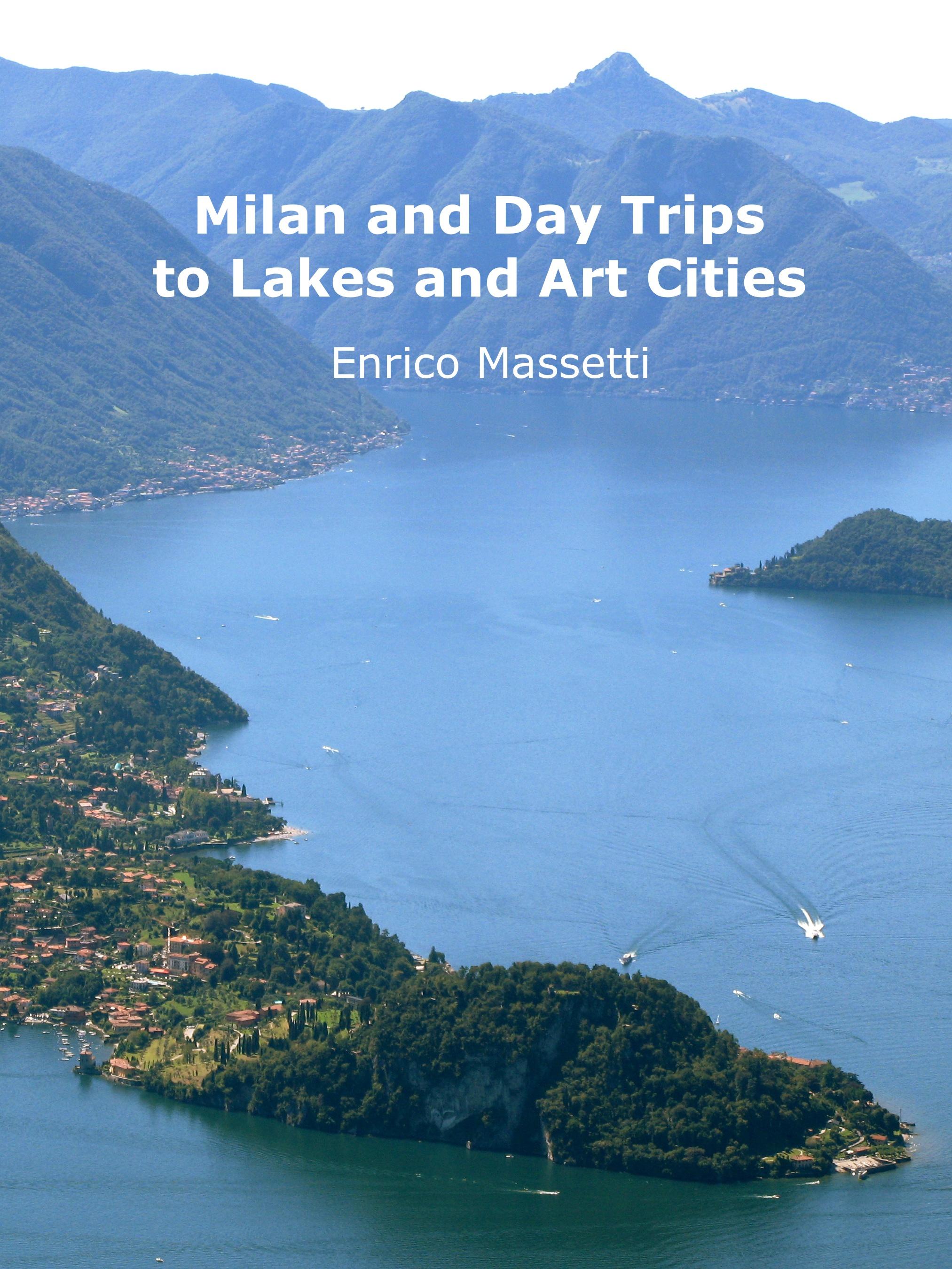 Milan Day Trips - epub