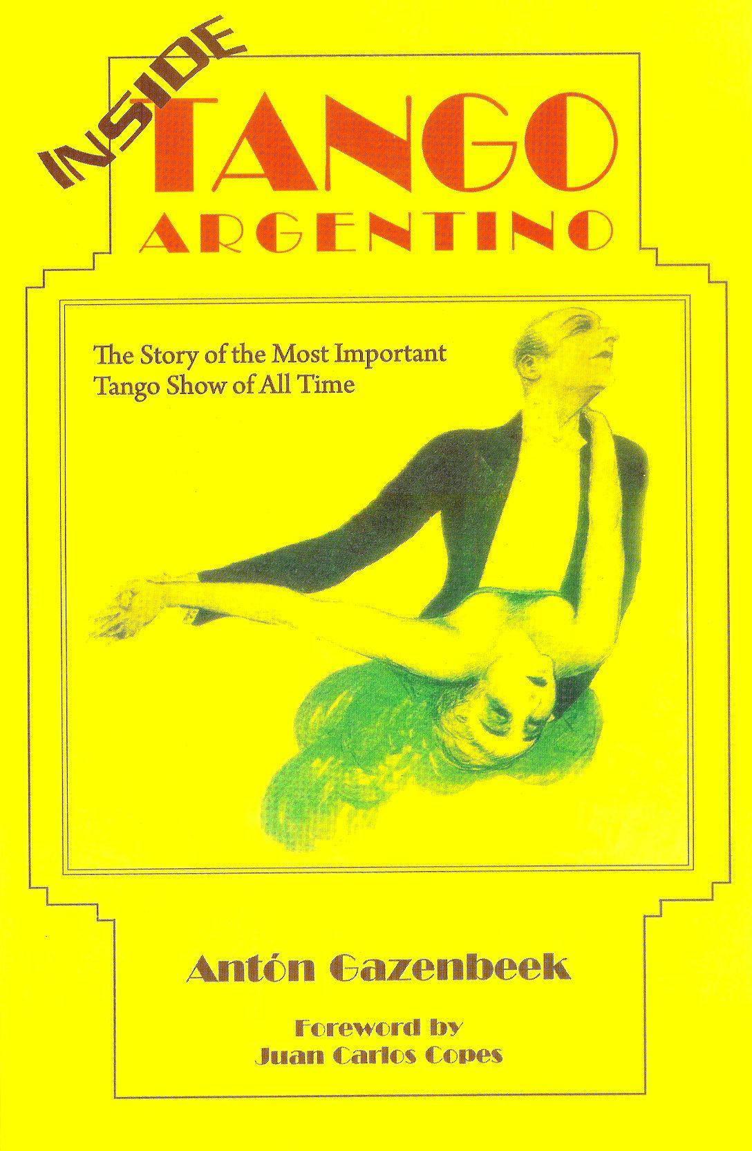 Inside Tango Argentino. - Kindle Mobi