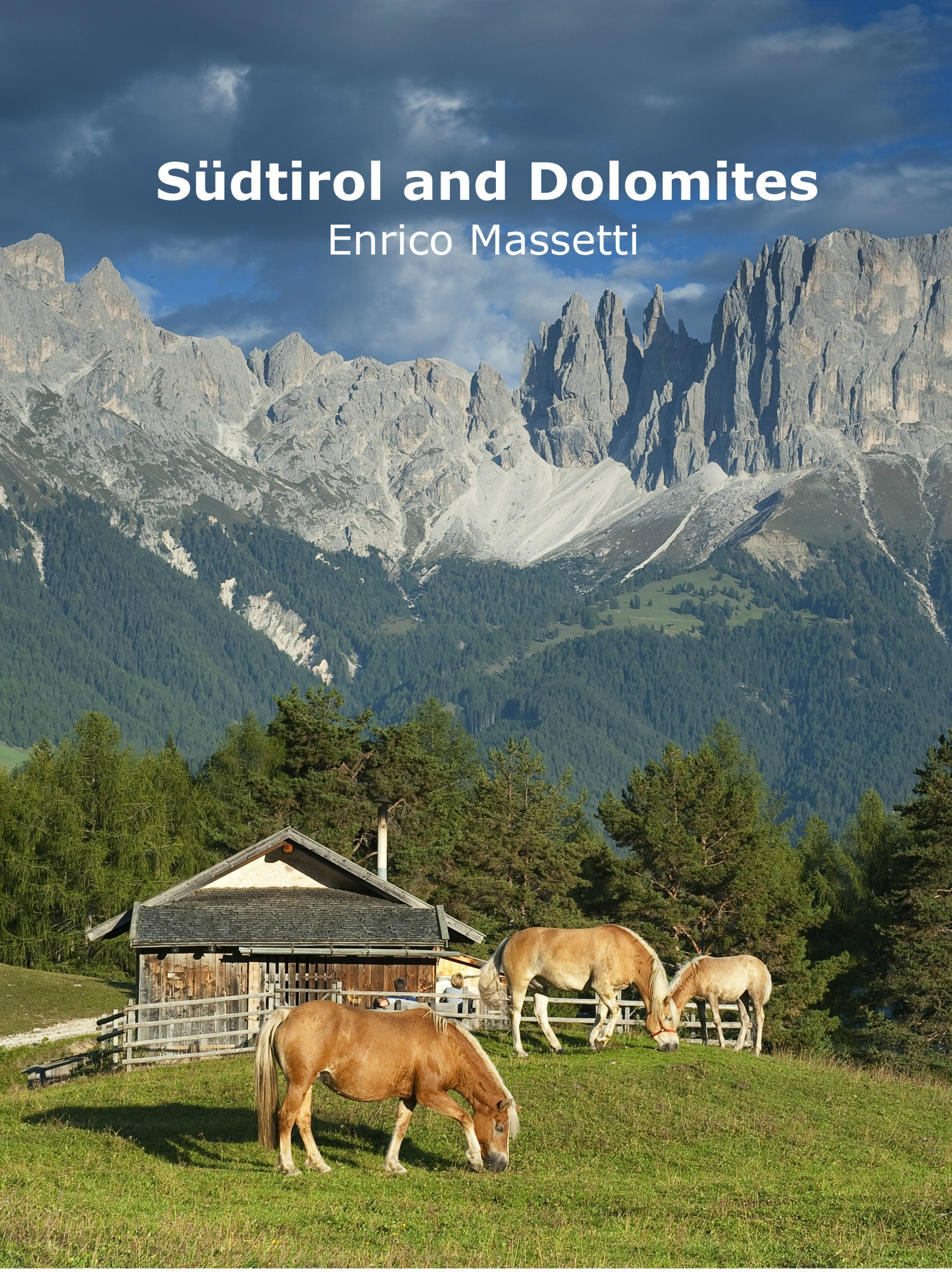 Sudtirol and Dolomies PDF