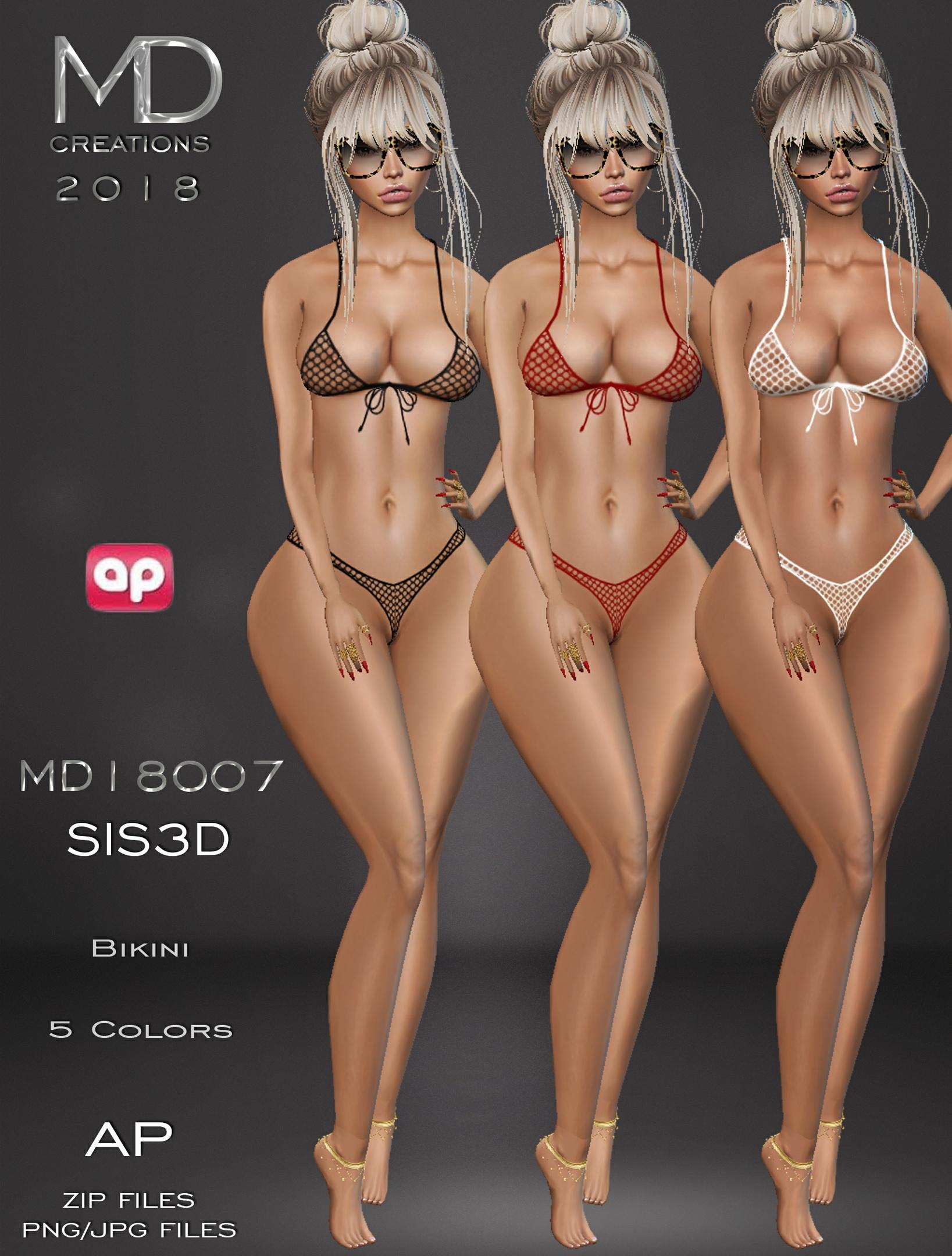 MD18007 - AP - SiS3D