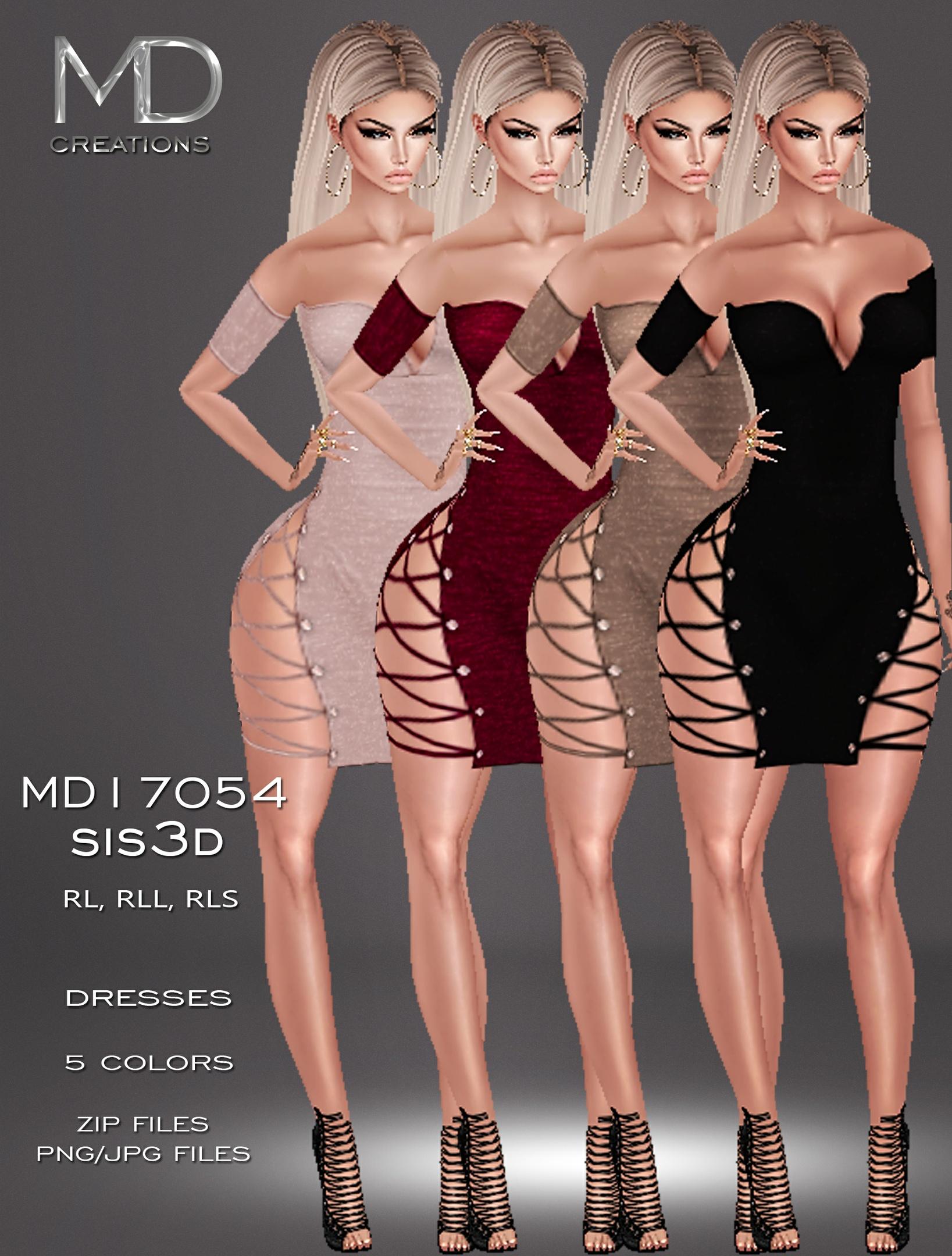 MD17054 - Sis3D
