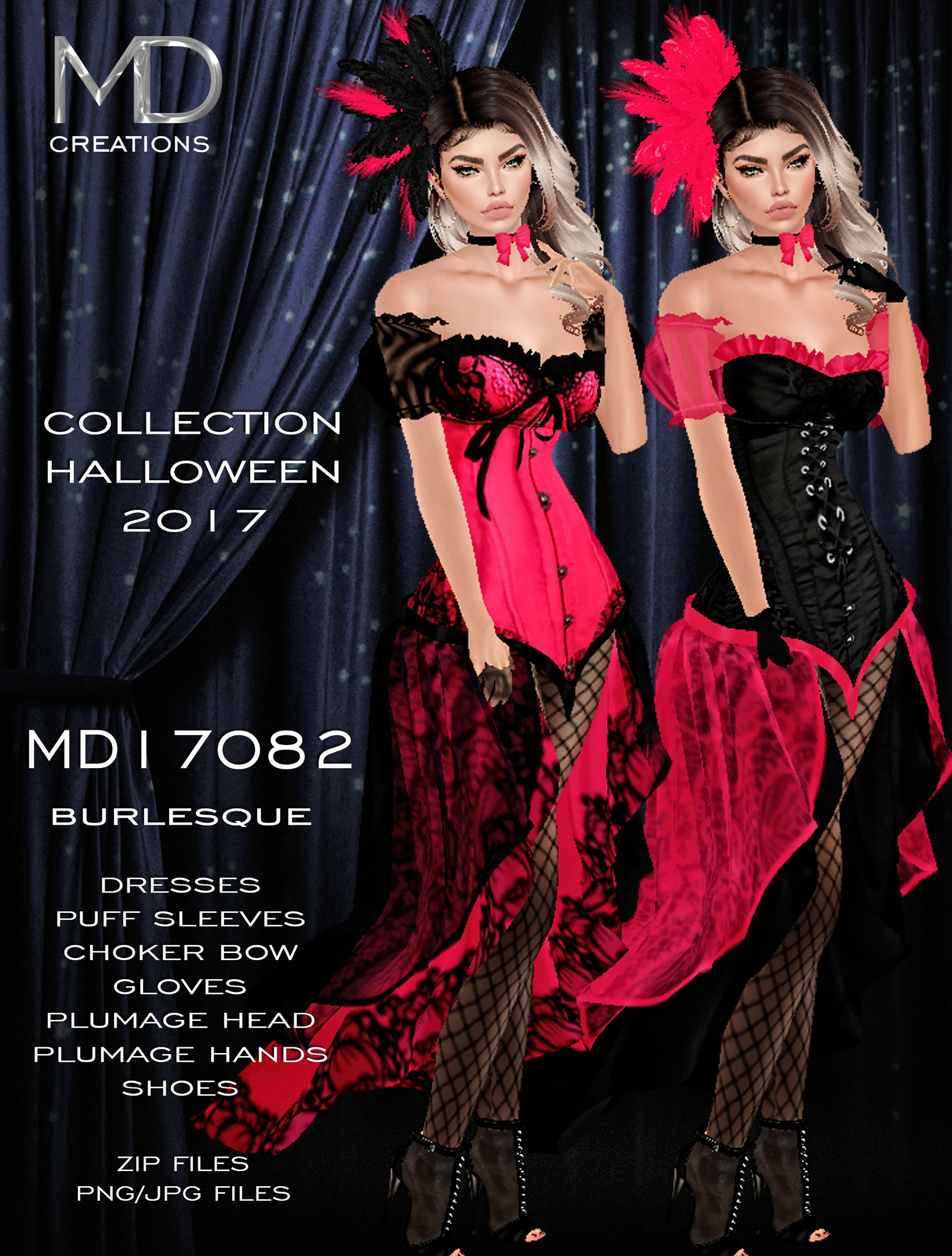 MD17082 - Collection Halloween