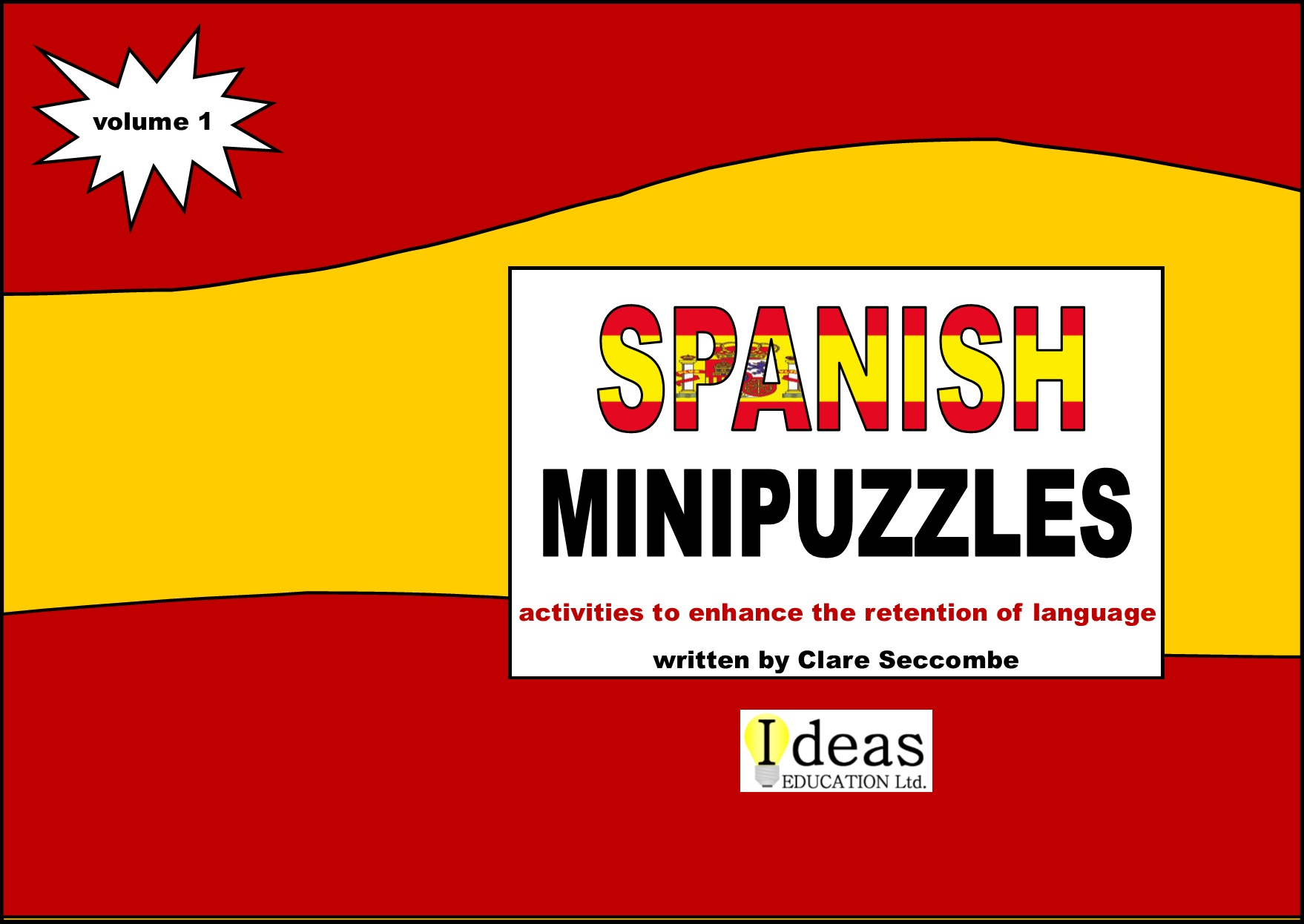 Spanish Minipuzzles, volume 1