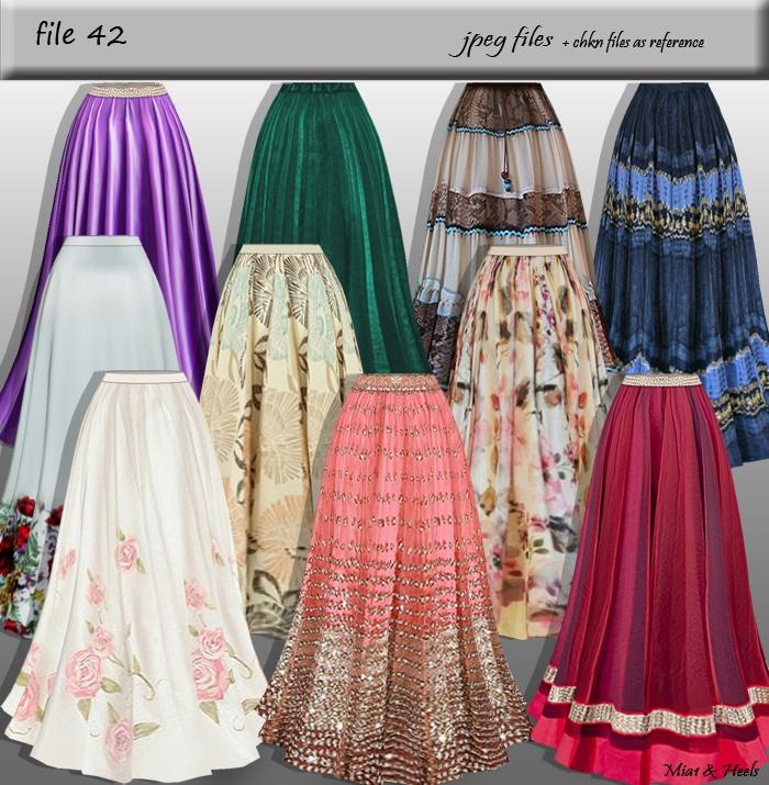 File 42 ( 10 skirts )