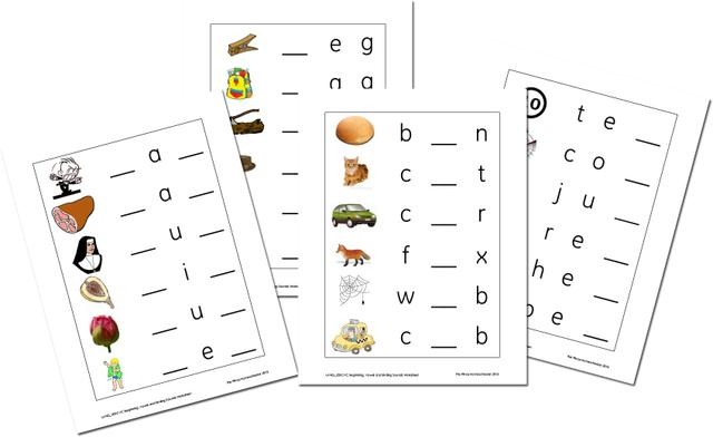 Beginning And Ending Sounds Worksheets Free beginning and ending – Ending Sounds Worksheets